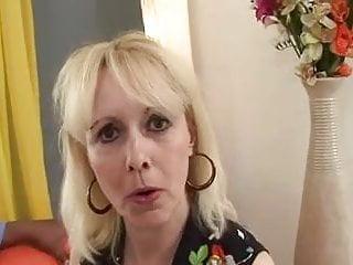 Rachel blanc fucks black cock - Blond granny fucks black cock