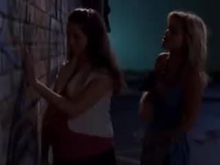 Azalea busty pom pom girls - Alison brie and azalea davila - born