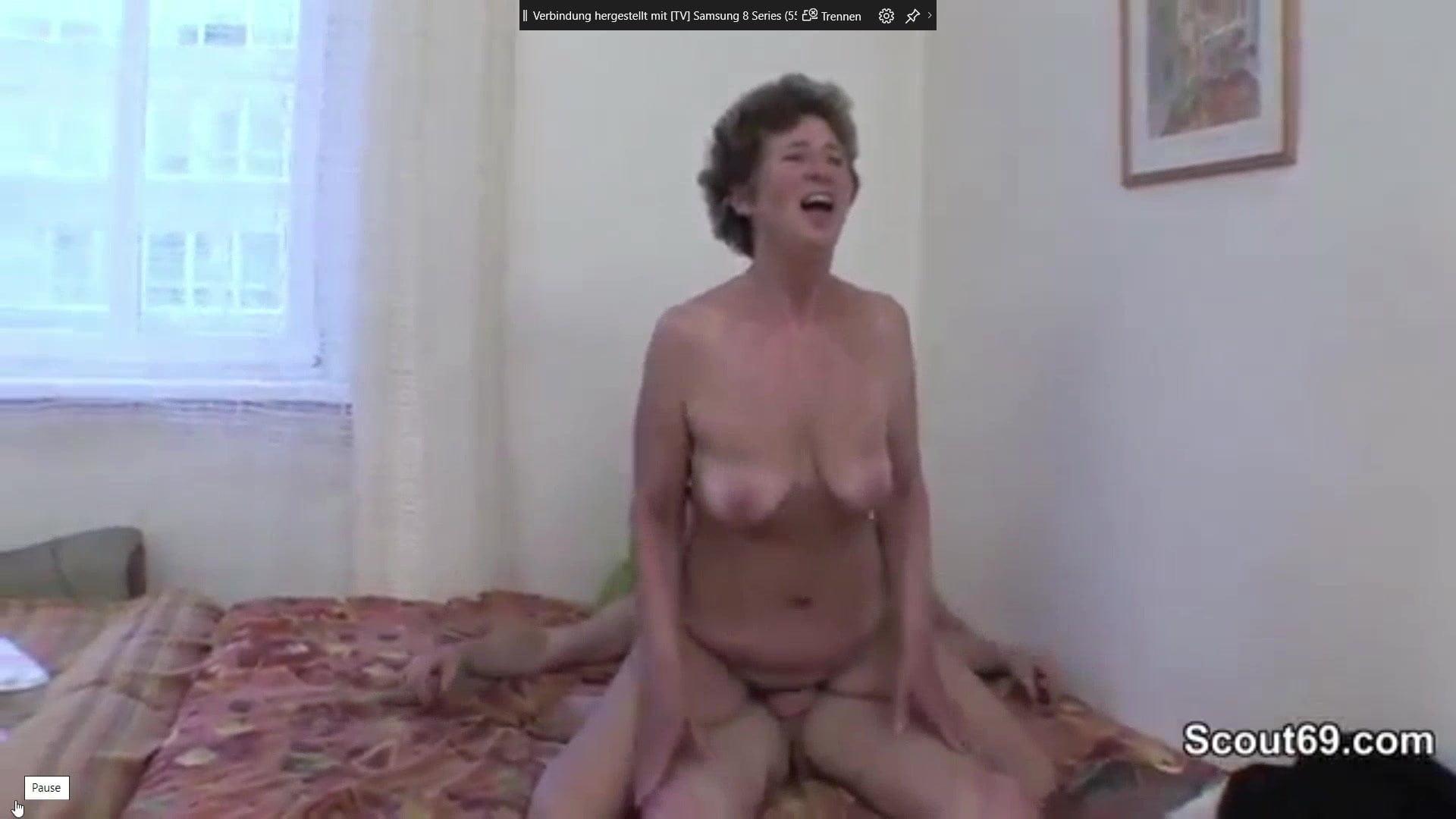 Beim alte sex frau Sex mit