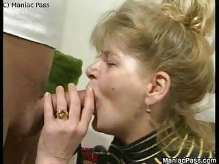 Older hairy blonde milf Older dame enjoys fuck passion