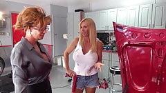 Mature visits a Mechanic