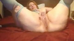 Chubby Mature Squirting