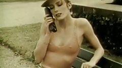 Michelle Davy, John Leslie, Jamie Gillis in classic sex