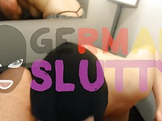 Midget xhamster Fun in public changing room with xhamster user doitsuyama
