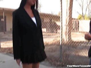 Kinky milf porn Kinky milf seduces a younger man