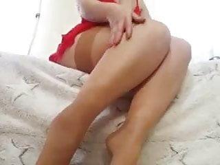 Lana o escort - Cada uma se masturba com o que tem
