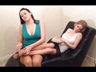 Cum covered fetish sluts Office cum cover nylon sole hot