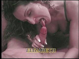 Elizabeth arden facial cleansers Elizabeth blowing a hard cock