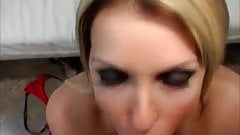 POV BLOWJOB: YOU CAN'T GET ENOUGH OF A SLOBBER JOBBER