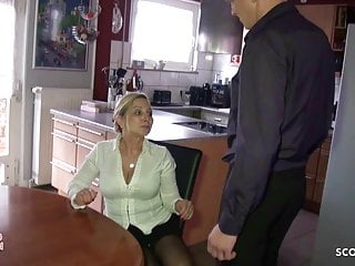 Wife fuck big dick friend hard German mature fuck big dick friend of sister after party