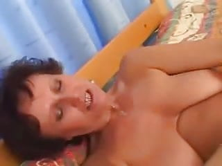 Attractive Mature Woman Takes A Big Black Young Cock Up