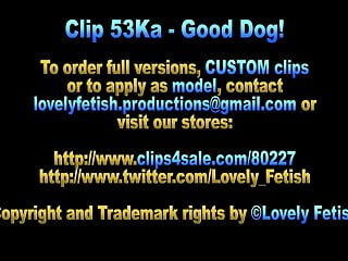 Dog amateur free sex video clip Clip 53ka - good dog - sale: 10