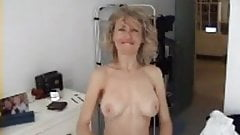 Blonde Wife sucks and fucks the big cock of her Husband