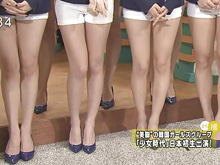 First generation asian - Girls generations very beautiful legs