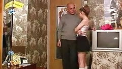 SB3 Sexy Stepdaughter Gets Persuaded To Fuck !