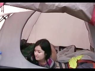 Love one out pornography 18 yr. old rubs one out in her tent