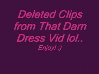 Bbw girls clips Meme clip 1 the dress