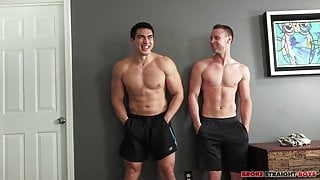 BSB Axel Kane & Brandon Evans
