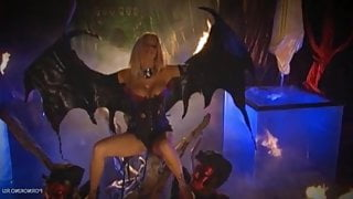 Porn music television: Jenna in Hell