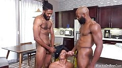 Blacks on Boys - Jay Seabrook, Hunter Triad y JJ Lake
