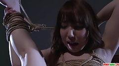Full bondage in scenes of erotic - More at Japanesemamas.com