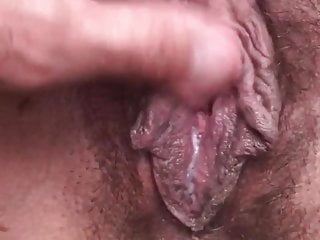 Eat my cum filled ass Play with my cum filled pussy