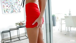 Cindy Shine gets creampie in her hole by All Internal