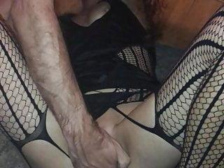 Biker sex party - Yalou en biker shadow