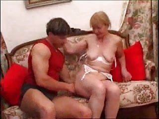 Mom fuck in arse - Blonde mom get her arse reamed hard fm14