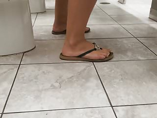 Big ass trucks in vancouver Truck stop toilet voyeur ii brunette pawg in pink shorts