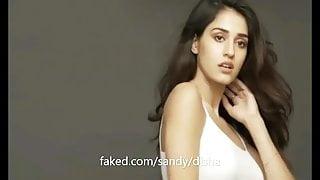 Disha Patani indian bollywood star nude photoshoot