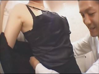 Free japanese soft porn Super lacy black japanese silky soft full slip