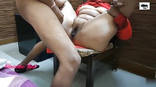 Desi Indian BBW Wife Shared with Multiple BULLS
