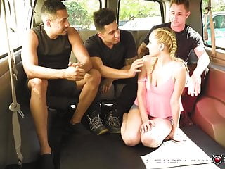 Teen molested video clip Perverts gangbang and molest slutty teen annaliese snow