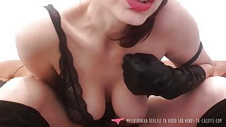 Vends-ta-culotte - French Bad Mistress Frustrating JOI