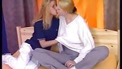 Monica hot blond lesbians