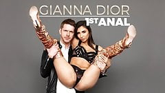 EvilAngel - Gianna Dior Loses Her Anal Virginity
