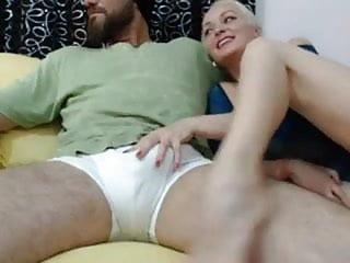 Arabic twink Hot blonde wife loves big arab cock