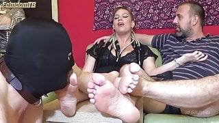 Cuckold Feet Domination