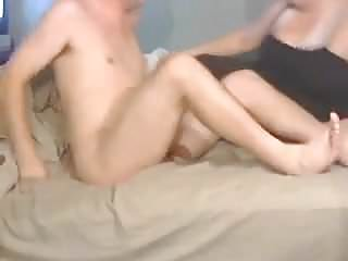 Huge dick titty fuck Kissing and sucking my dick with her huge titties out.