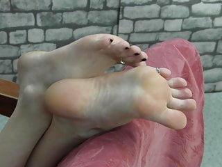 Retro barefoot bondage - Barefoot bondage