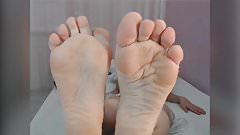 wrinklefeet soles in face NO SOUND