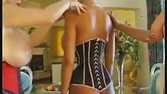 corsets and piercings for Francoise part 2