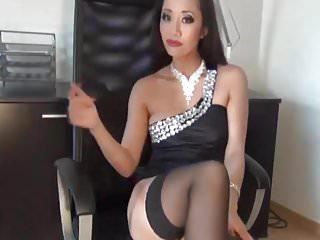 Webcam asia sex - Asia domina vor der webcam vom sexsklaven besamt