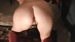 Hot amateur pussy and ass fucked