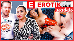 Filthy MILF Danka Diamond milks off fan! danka.erotik.com