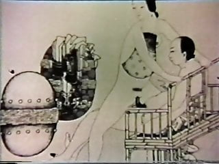 Manga pornography - The history of pornography - 1970