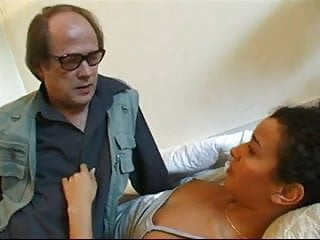 Spanked by older men - Older men with young girl