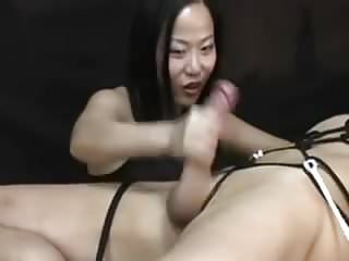 Post your girls asian - Asian woman torturing him post orgasm handjob