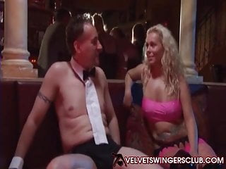 Club party picture sex Velvet swingers club party with real gangbang amateurs